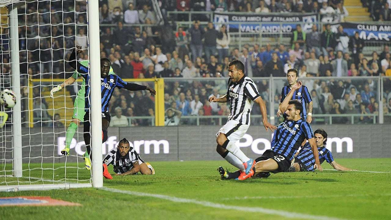 Atalanta-Juventus 0-3 27/09/2014 Highlights