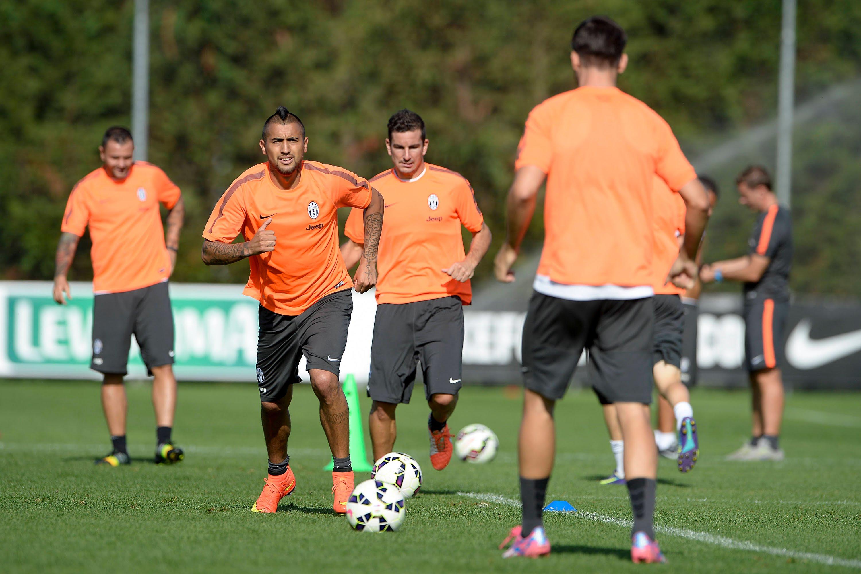 #JuveCesena, meno due: l'allenamento a Vinovo - Monday traning at Vinovo