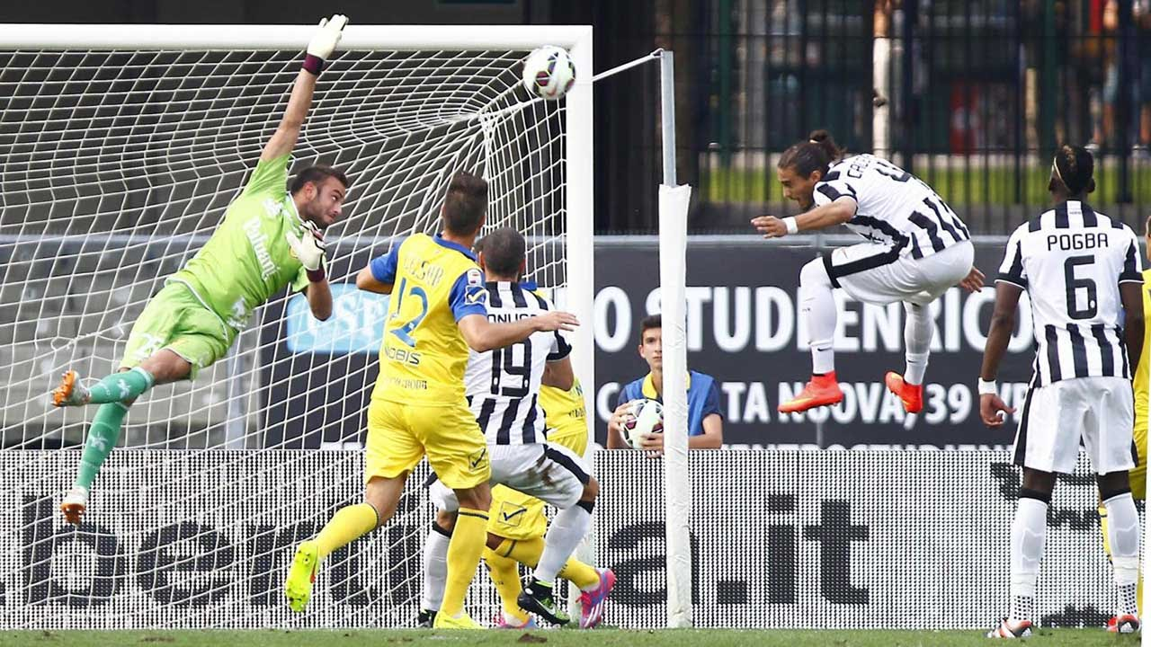 Chievo-Juventus 0-1 30/08/2014 Highlights