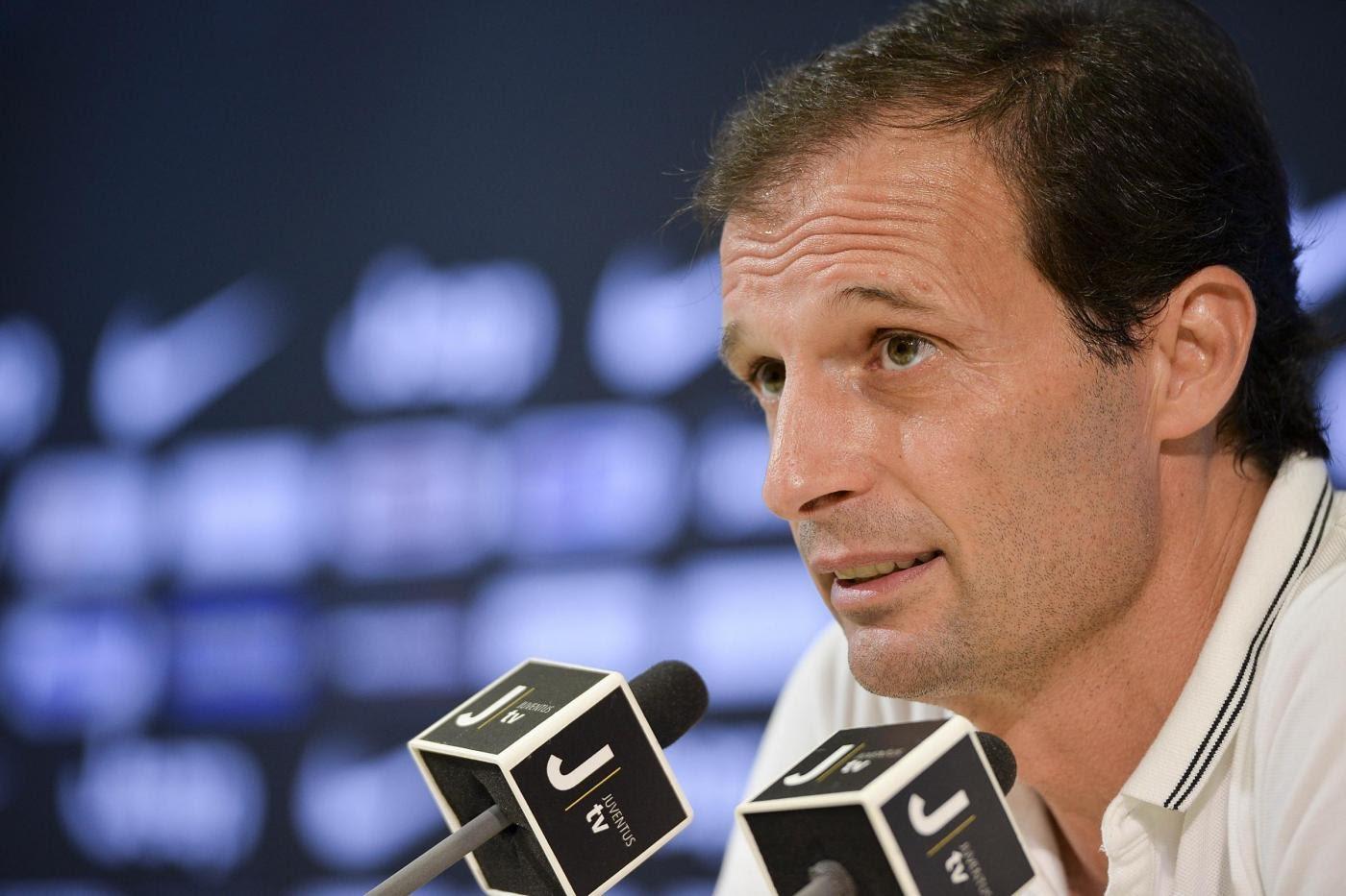Massimiliano Allegri presenta Juventus Udinese - Massimiliano Allegri previews Juventus v Udinese