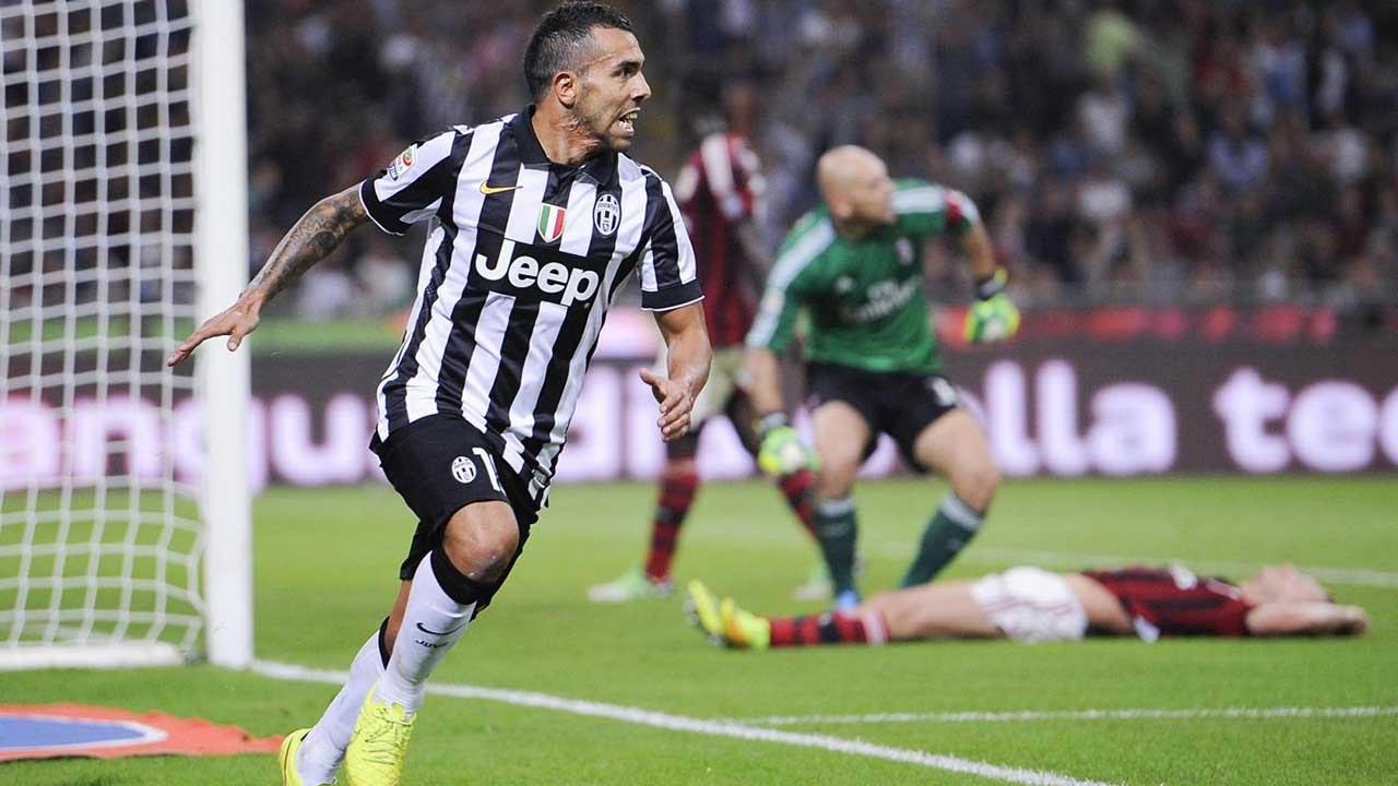 Milan-Juventus 0-1 20/09/2014 Highlights