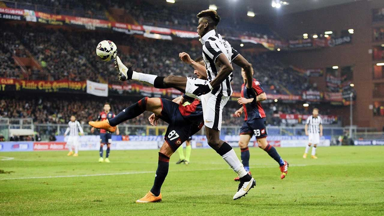 Genoa-Juventus 1-0 29/10/2014 Highlights