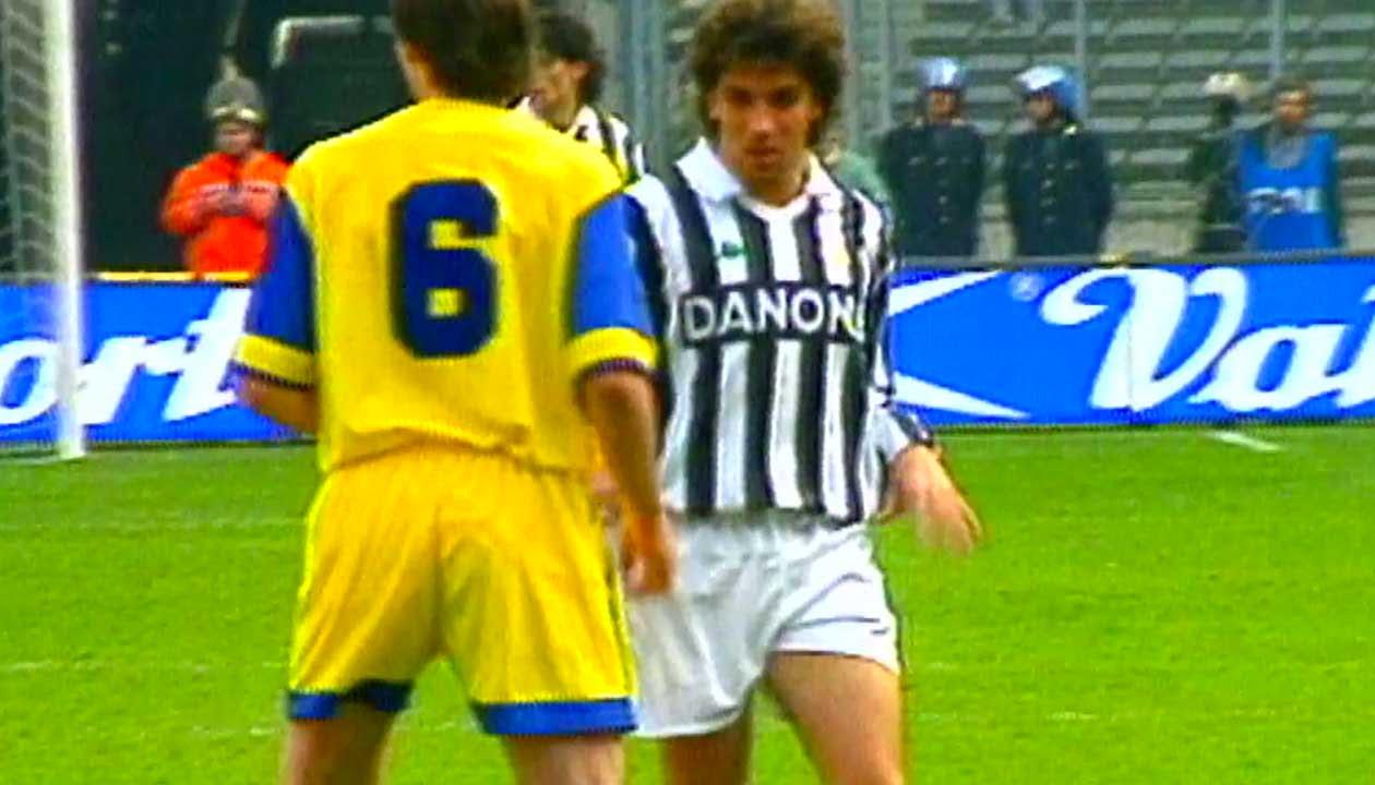 20/03/1994 Juventus-Parma 4-0, la prima tripletta di Del Piero - Del Piero's first hat-trick