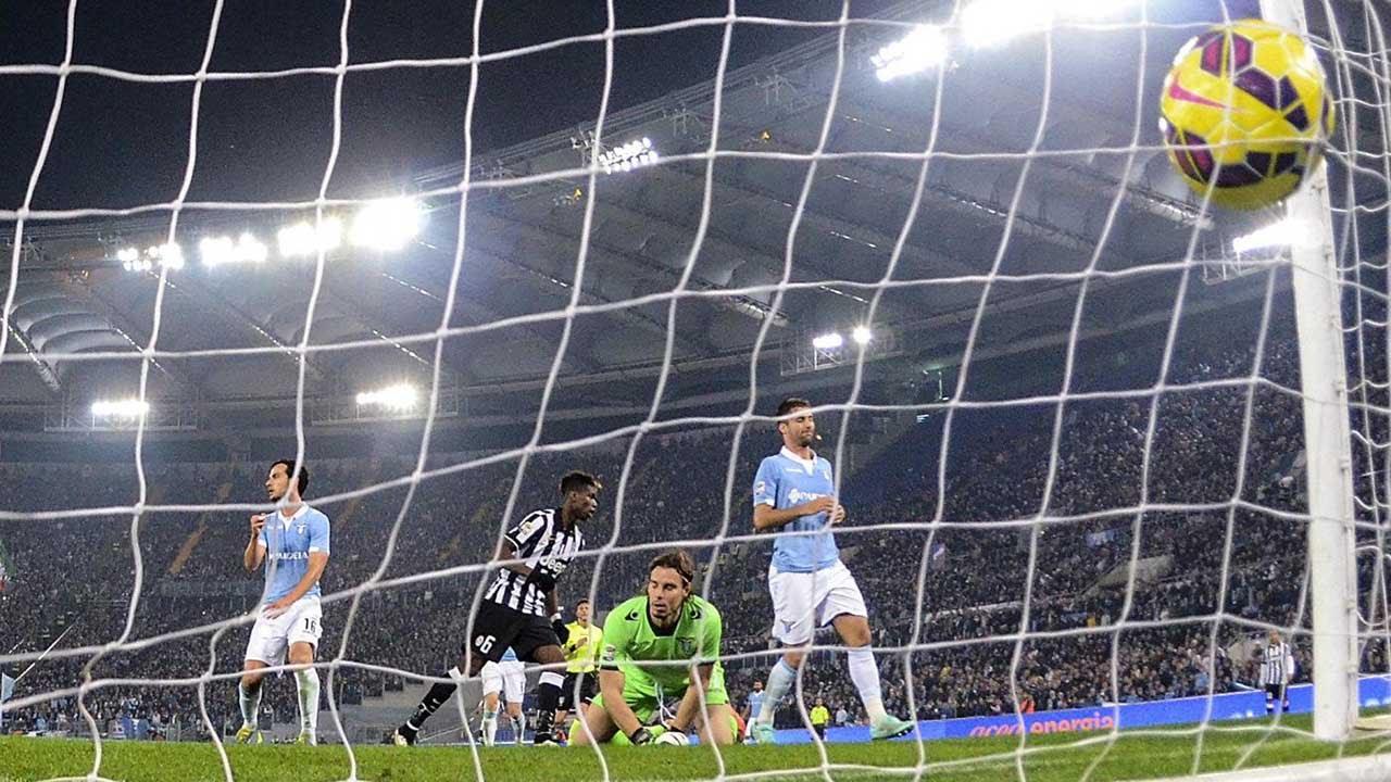 Lazio-Juventus 0-3 22/11/2014 Highltights