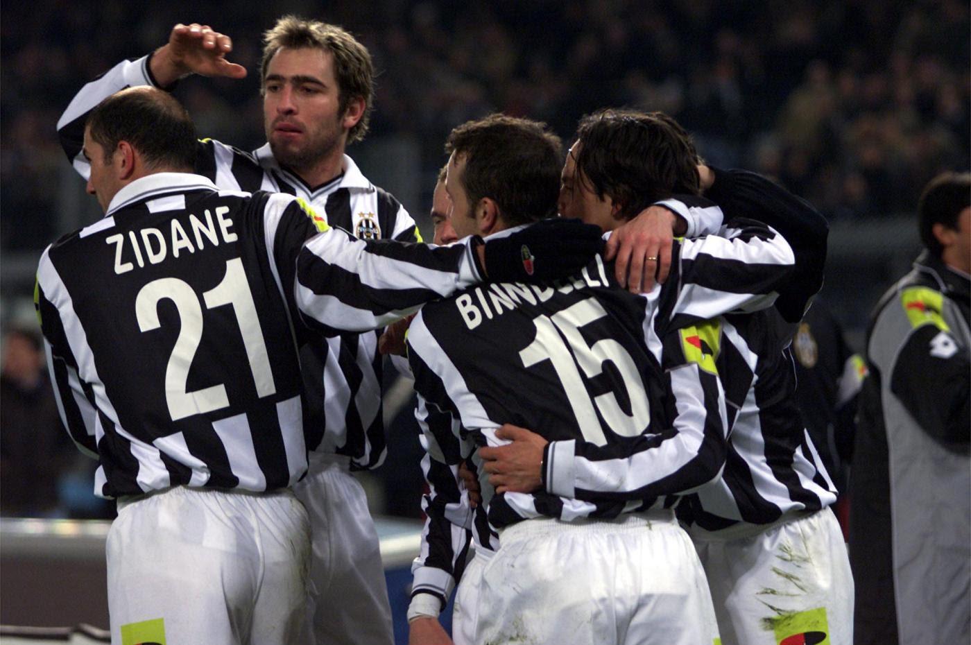 11/05/2001 - Serie A - Fiorentina-Juventus 1-3