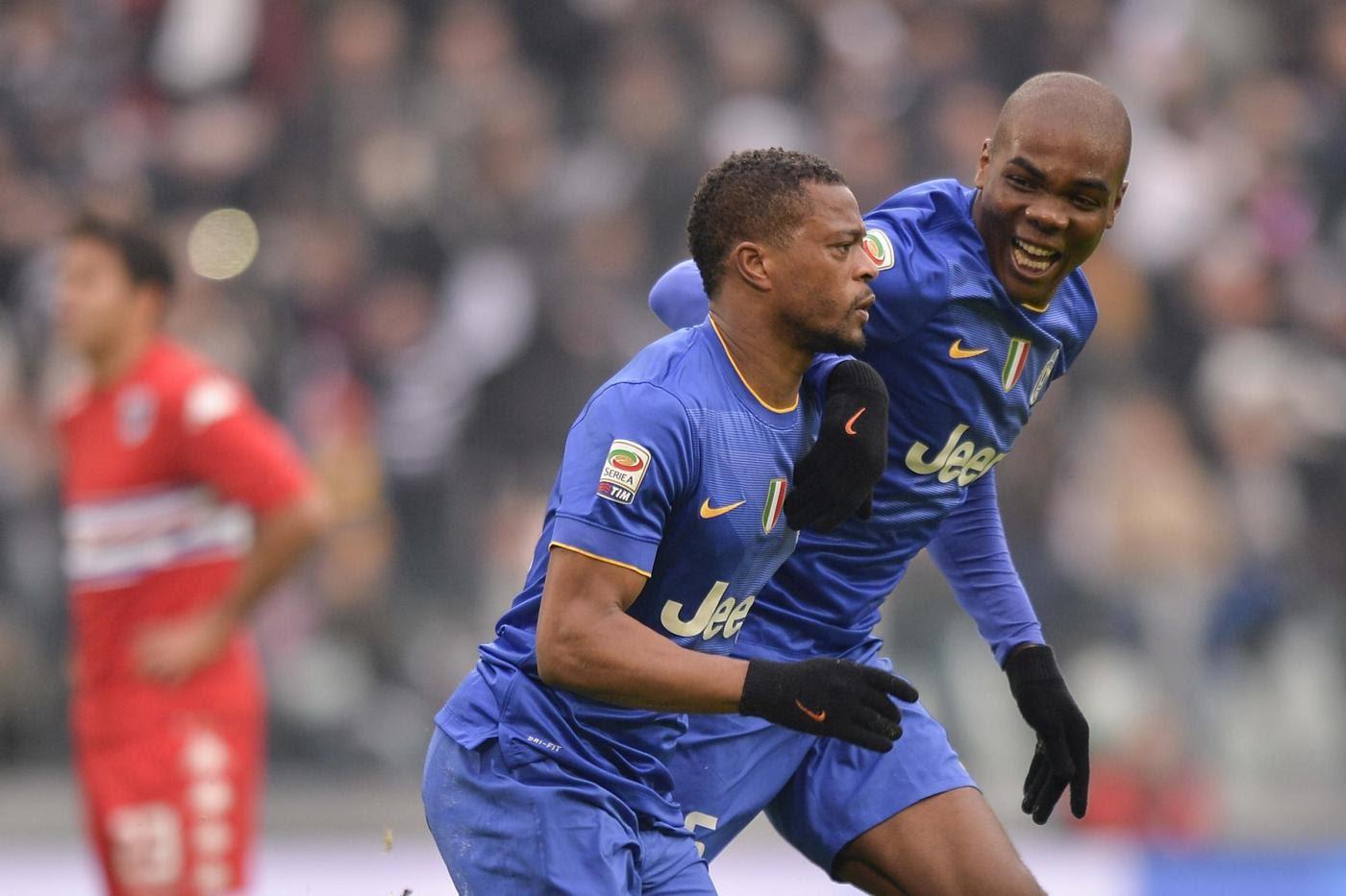 Juventus-Sampdoria 1-1 14/12 /2014 Highlights