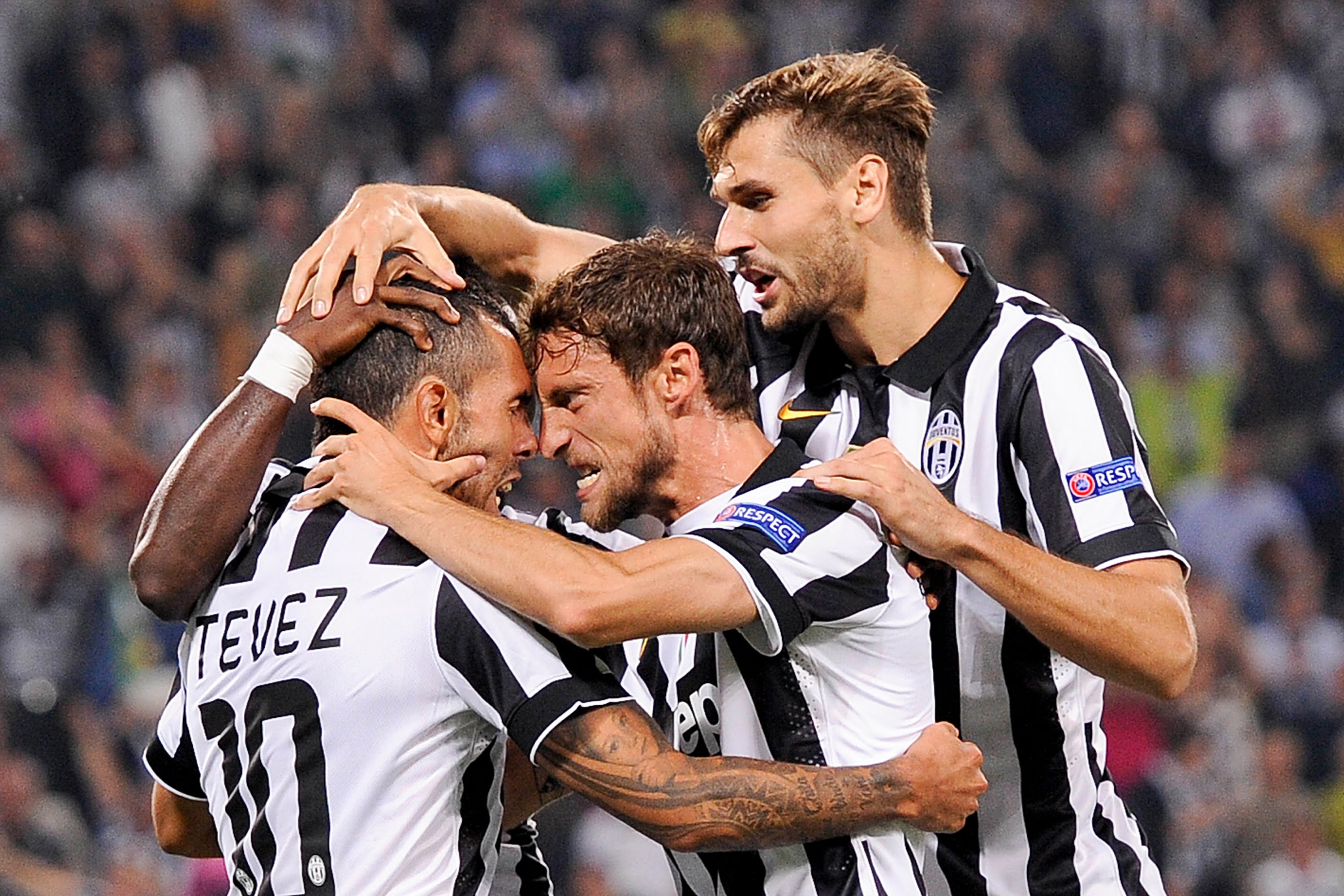 Juventus, un anno in vetta - A year at the top