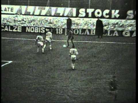 22/12/1963 - Serie A - Juventus-Inter 4-1