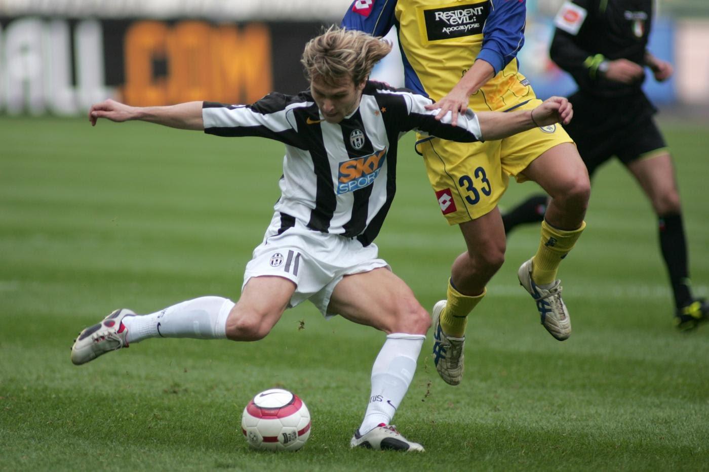 31/10/2004 - Serie A - Juventus-Chievo 3-0