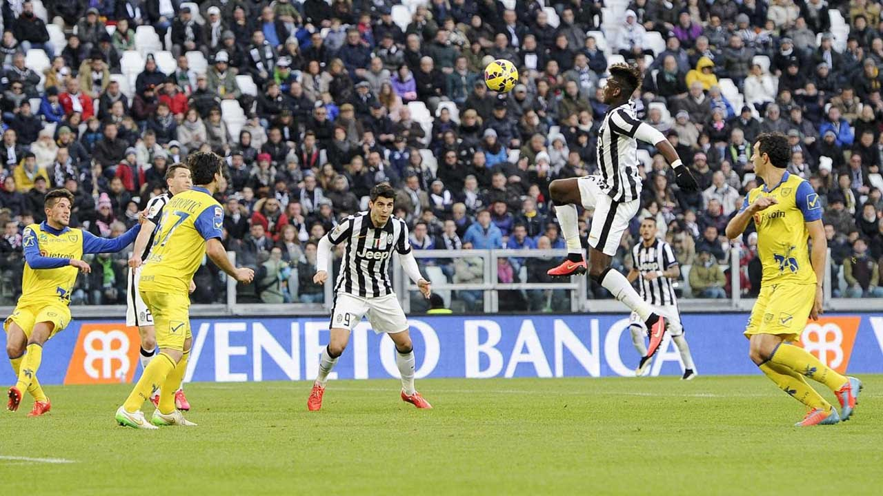 Juventus-Chievo 2-0 25/01/2015 Highlights