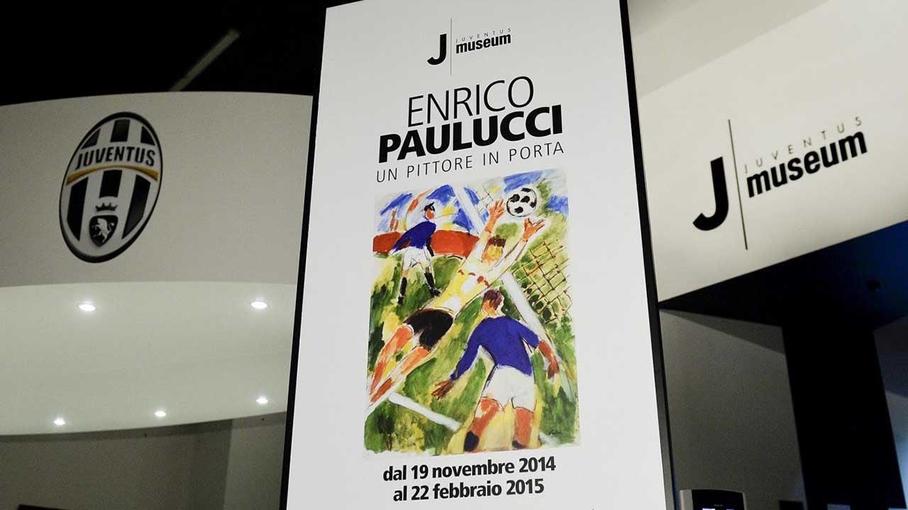 """""""Enrico Paulucci: un pittore in porta"""" al J-Museum - Enrico Paulucci exhibition at J-Museum"""