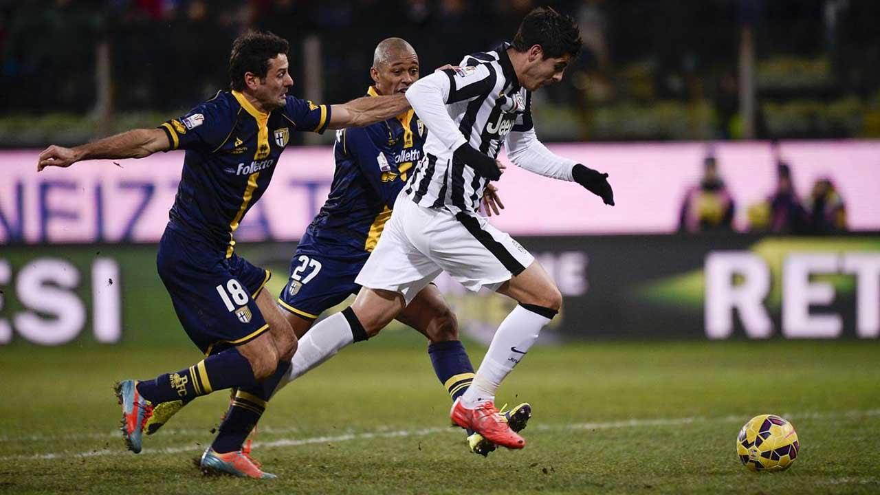 Tim Cup, Parma-Juventus 0-1   28/01/2015