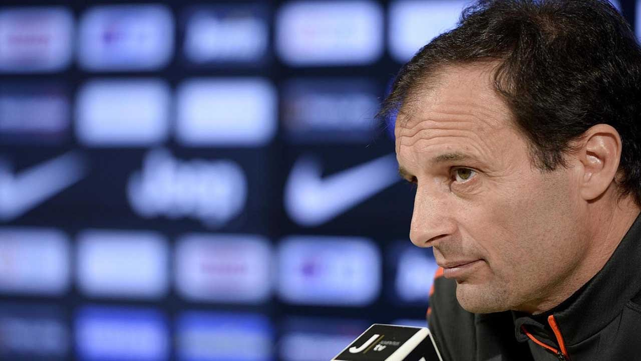 La conferenza di Allegri prima di Udinese-Juventus - Allegri's pre-match Udinese press conference
