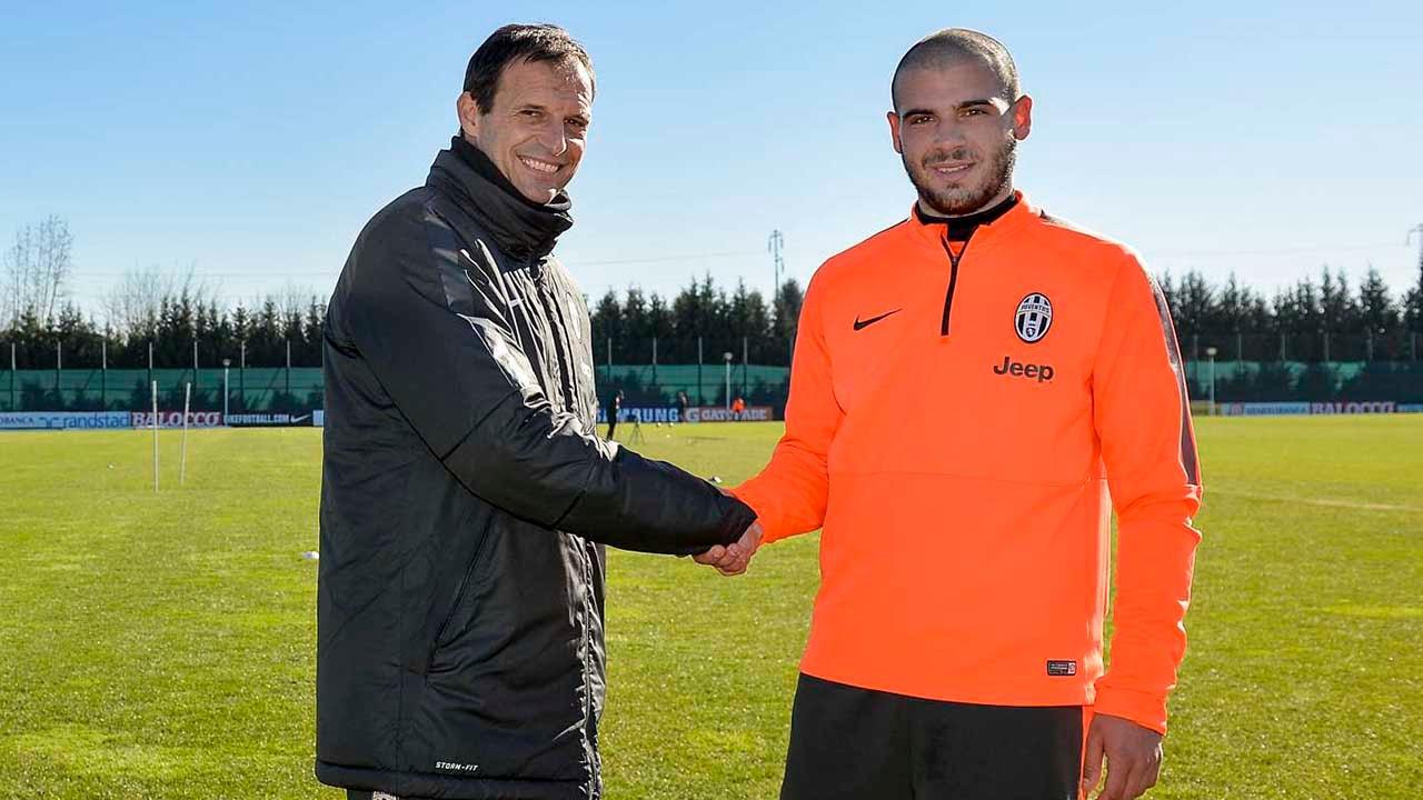 Sturaro, inizia l'avventura con la Juventus - Sturaro begins Juventus adventure