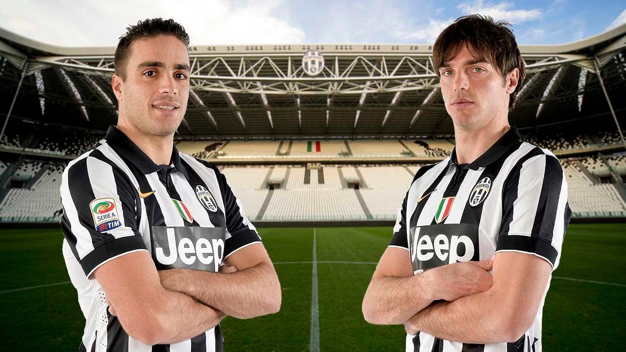 Matri e De Ceglie, bentornati alla Juventus - Welcome back, Matri and De Ceglie!