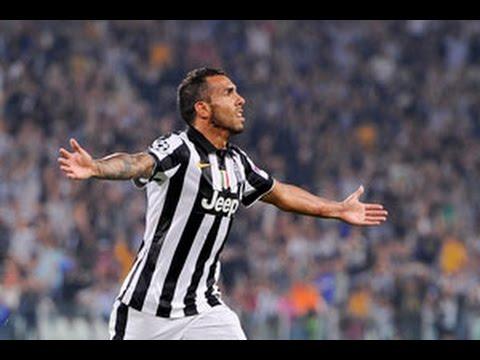 I gol di Carlos Tevez alla Juventus - Carlos Tevez's goals for Juventus