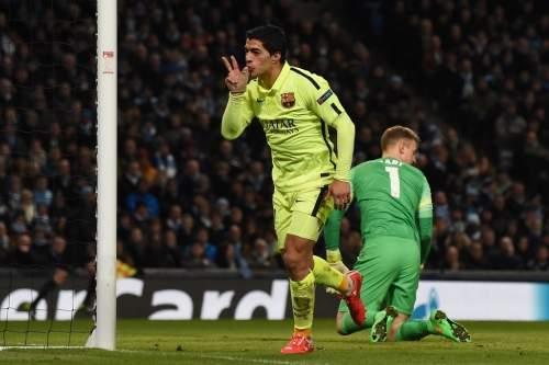 «Барселона» и«Ювентус» победили впервых матчах плей-офф Лиги чемпионов
