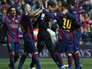 Барселона: смогут ли гранатовые закончить сезон с трофеями?
